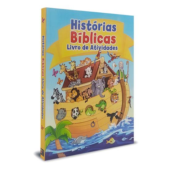 Histórias Bíblicas Livro de Atividades