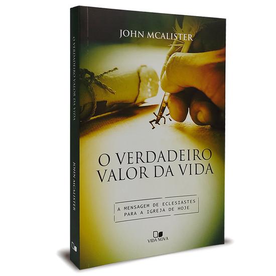 O Verdadeiro valor da vida - John McAlister