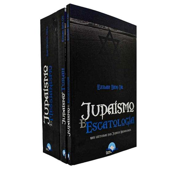 Combo Judaísmo (3 Livros)
