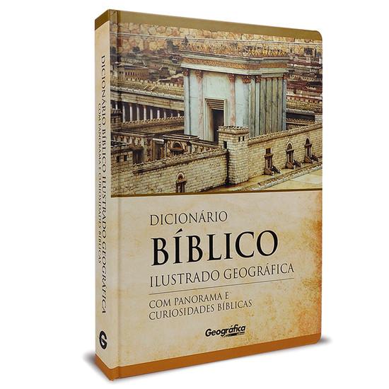 Dicionário Bíblico Ilustrado Geográfica