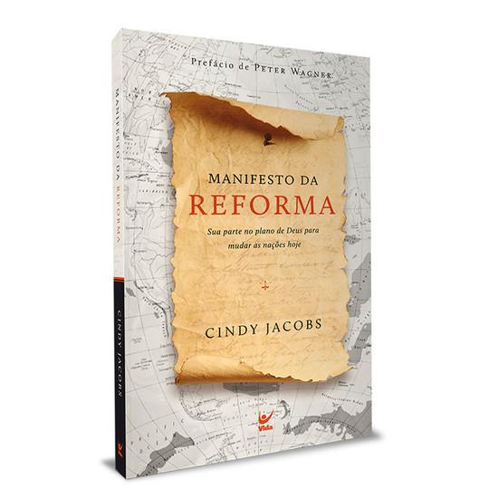 Manifesto da Reforma - Cindy Jacobs