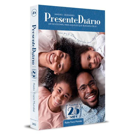 Presente Diário 2022 Tradicional (Capa Família)