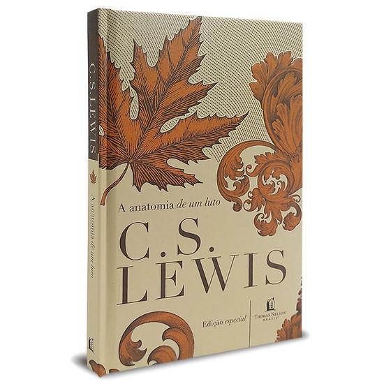 A anatomia de um luto - C. S. Lewis