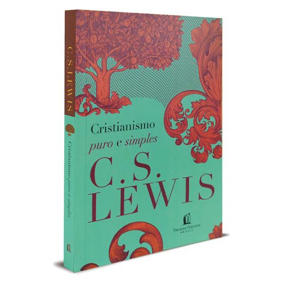 Cristianismo Puro e Simples - C. S. Lewis - Versão Pocket