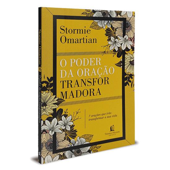 O Poder da Oração Transformadora - Stormie Omartian - Versão Pocket