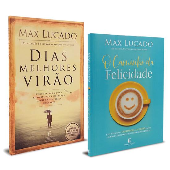Combo 2 Livros Max Lucado - Versão Pocket