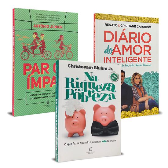 Kit Matrimonial - 3 Livros