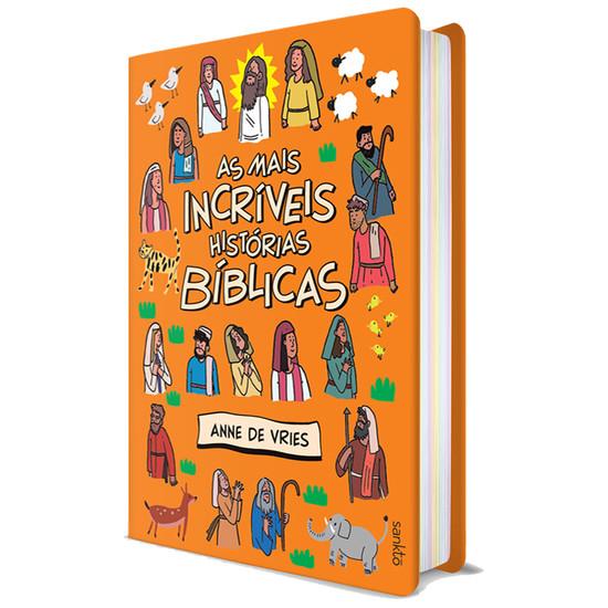Bíblia Infantil - As mais incríveis Histórias Bíblicas