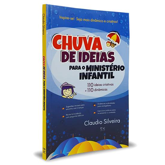 Chuva de ideias para o ministério infantil - Claudio Silveira