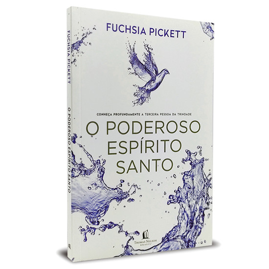 O Poderoso Espírito Santo - Fuchsia Pickett