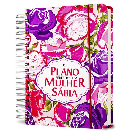 O Plano Perfeito da Mulher Sábia - Rosa e Lilás