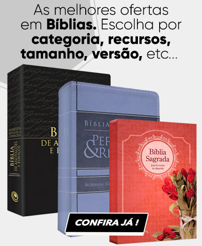 Comprar Bíblia Sagrada