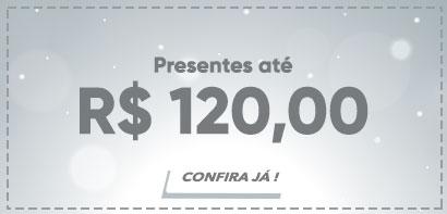 Presentes até R$ 30