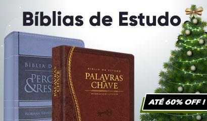 Bíblias de Estudo