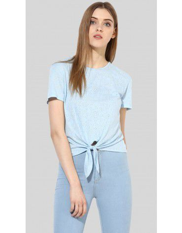 SbuyS - Tie Knot T-Shirt