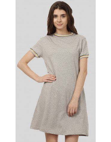 SbuyS  - Ringer Midi Dress