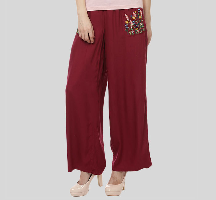 SbuyS - Wide Leg Lounge Pant