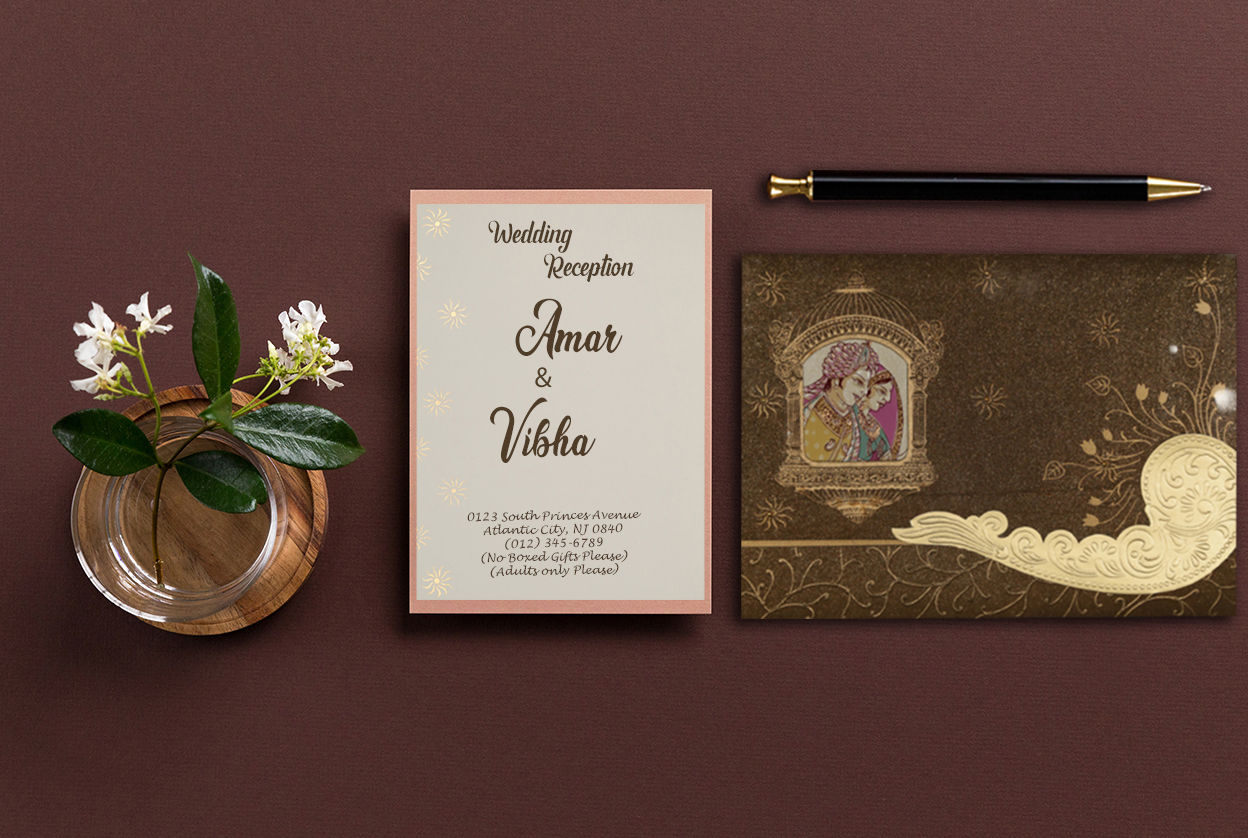 Indian Wedding Invitations | Online Wedding Cards | IndianWeddingCards