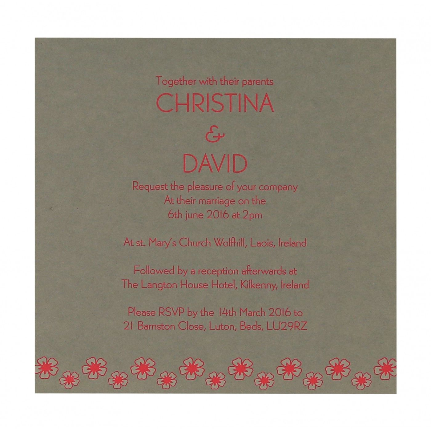 SILVER SHIMMERY BUTTERFLY THEMED - SCREEN PRINTED WEDDING CARD : CD-8258E - IndianWeddingCards