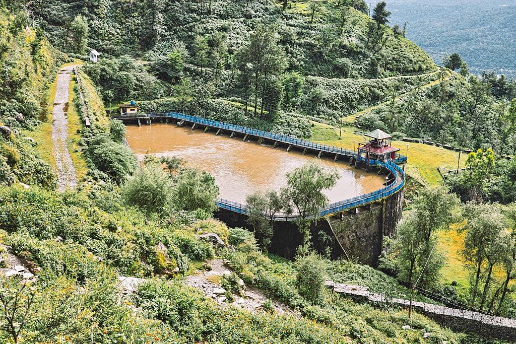 Binwa reservoir
