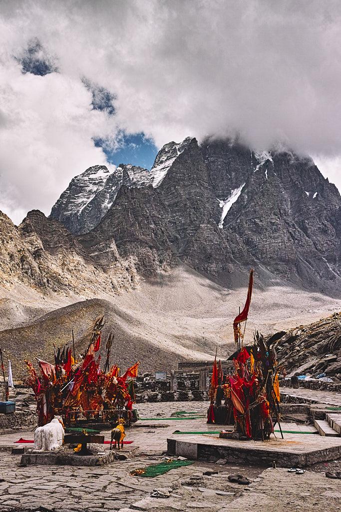 Hadsar to Mani Mahesh trek is worth undertaking for this view alone