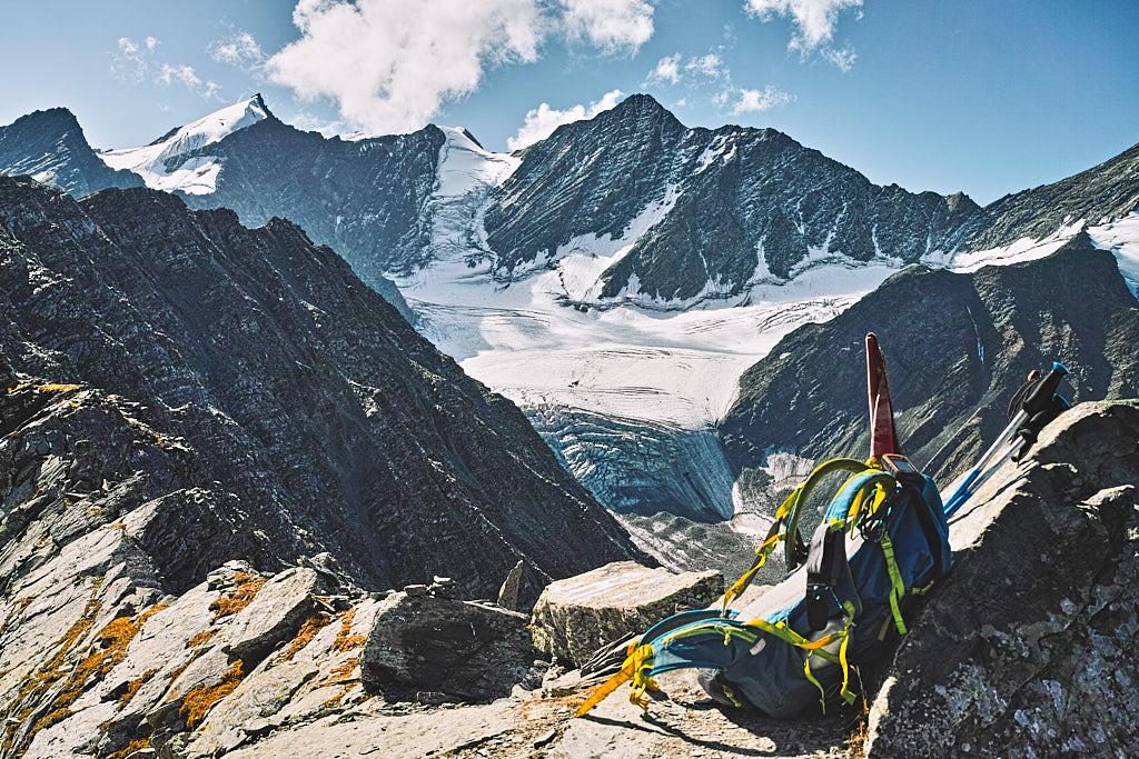 At Kalah/Sukhdali pass that connects Holi in Chamba valley with Mani Mahesh, Bharmour (Himachal Pradesh)