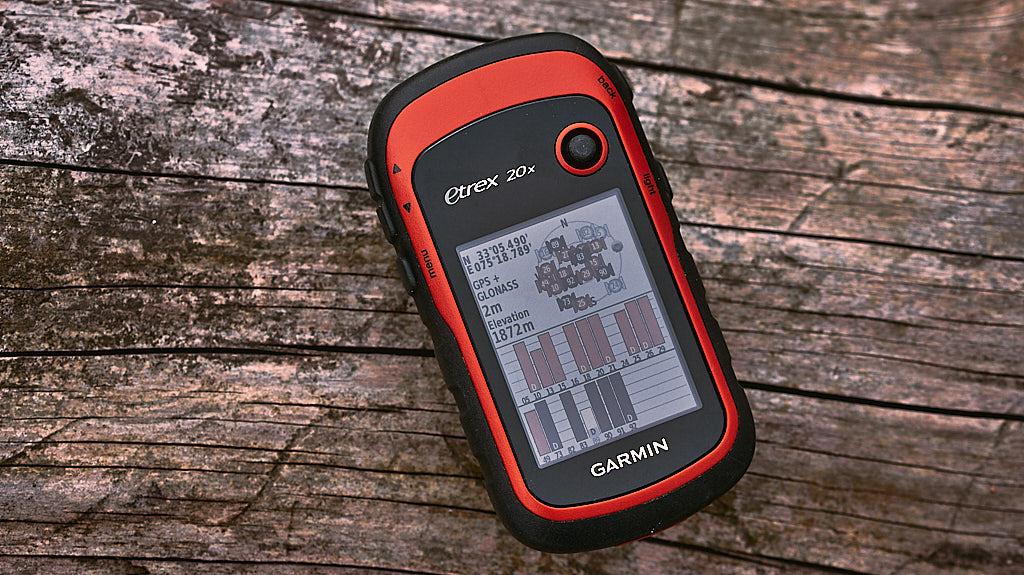 Garmin Etrex 20x - is it the best trekking GPS