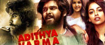 Adithya Varma Full Movie