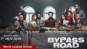 Bypass Road full Movie Leaked in HD by Tamilrockers