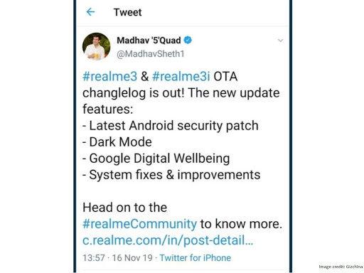 Madhav Sheth Twitter