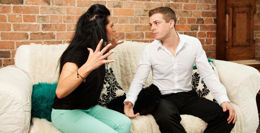 Quarrel and Love