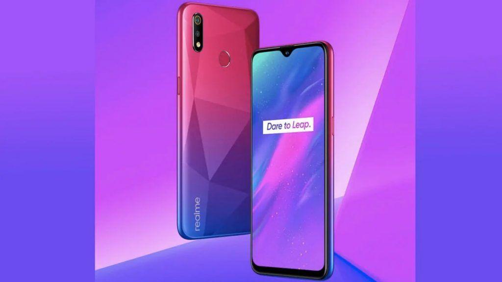 Realme 3 mobile