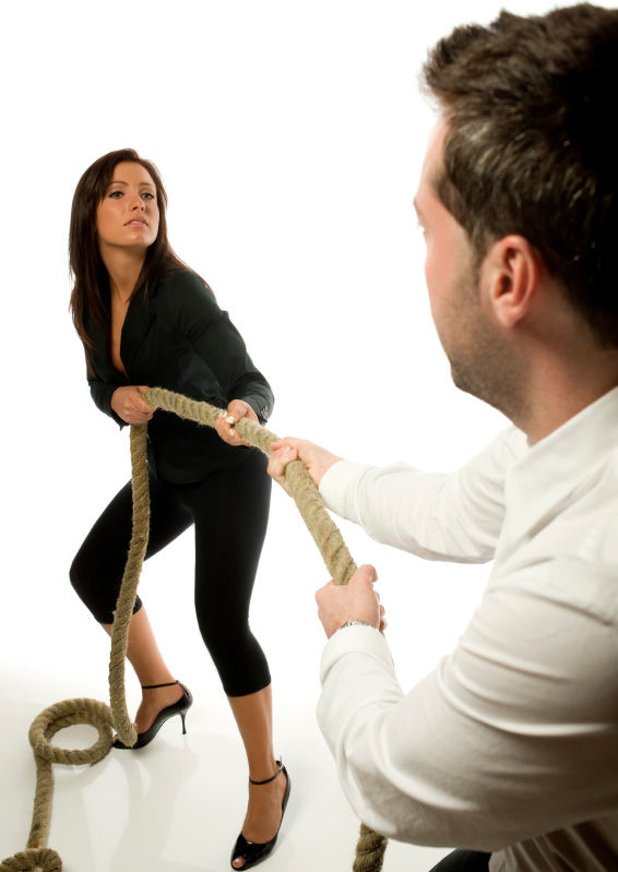 constant fighting in a relationship