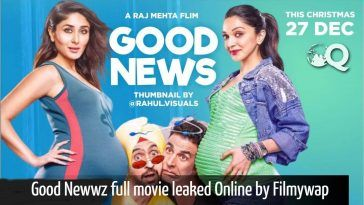 Good Newwz full movie download - Filmywap
