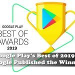 Google Play's Best of 2019 Awards