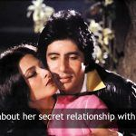 Rekha told about her secret relationship with Amitabh