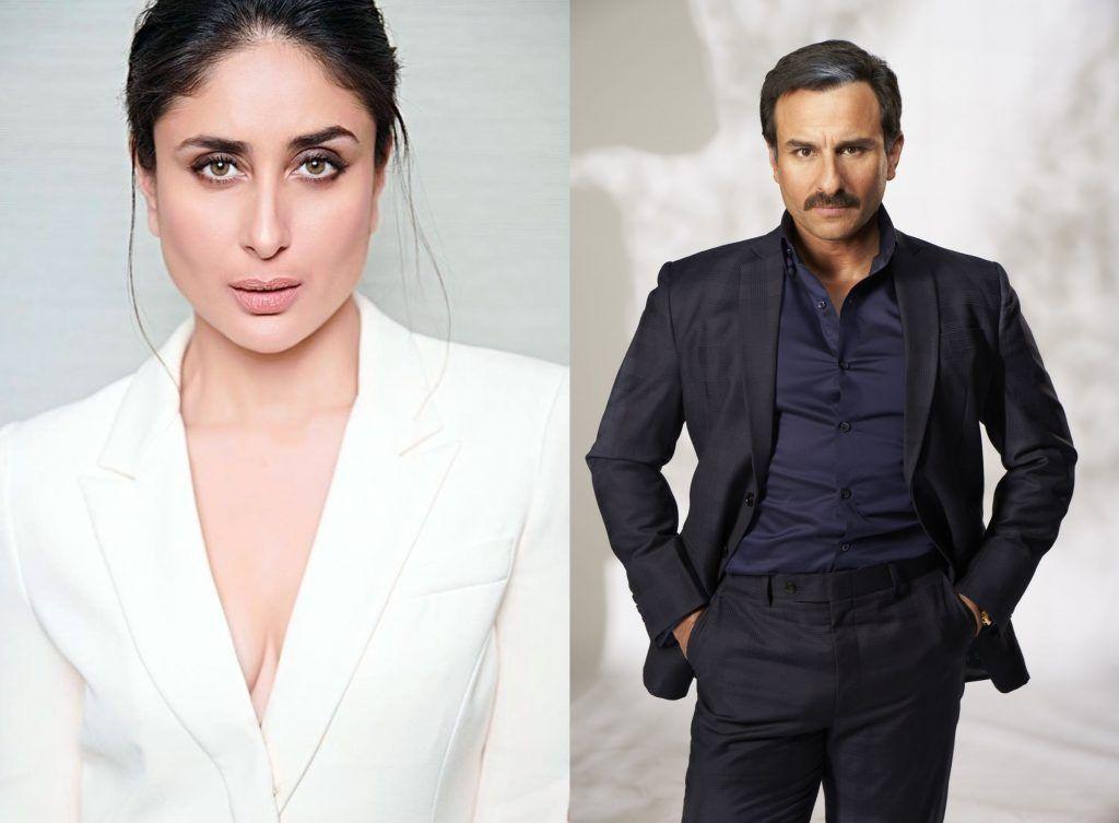 Saif Ali Khan Proposed Kareena