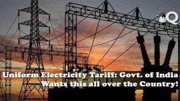 Uniform Electricity Tariff