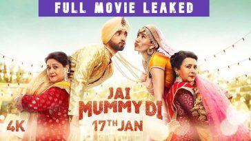 Jai Mummy Di 2020 Full movie download leaked