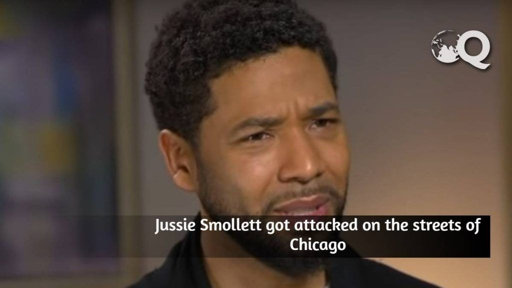 Jussie Smollett got attacked on the streets of Chicago