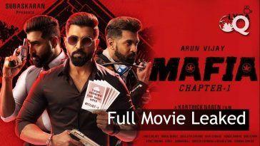 Mafia Chapter 1 (2020) Full Movie Download