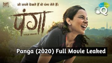 Panga Full movie leaked