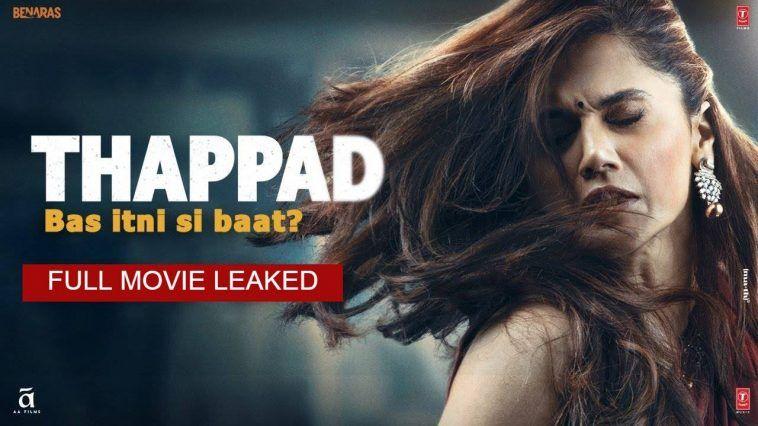 Thappad Full Movie Download Filmywap