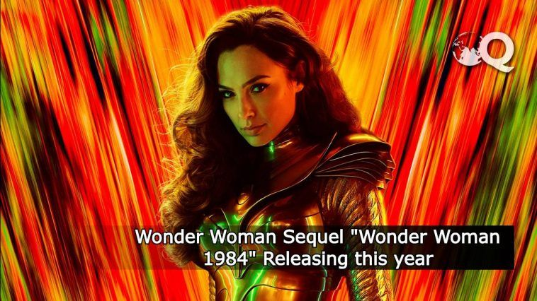 "Wonder Woman Sequel ""Wonder Woman 1984"" Releasing this Year"