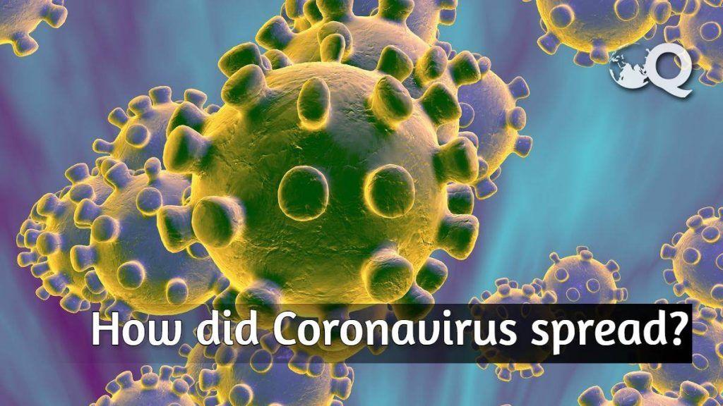 How did Coronavirus spread?
