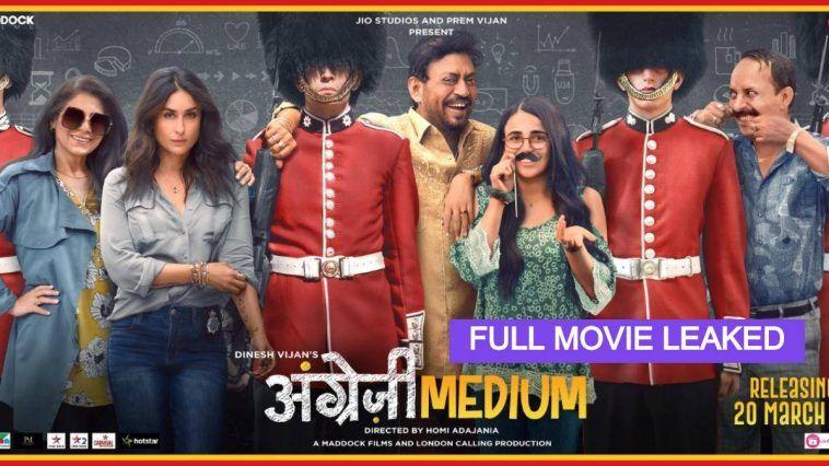 Angrezi Medium Full Movie Download Filmywap
