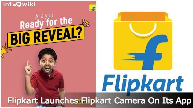 Flipkart New Feature 2021 - Flipkart Launches Flipkart Camera On Its App