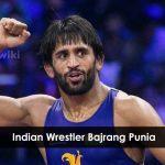 Biography Of Wrestler Bajrang Punia - Tokyo Olympics 2020