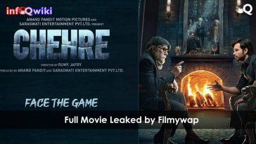 Chehre 2021 Full Movie Download Filmywap leaked