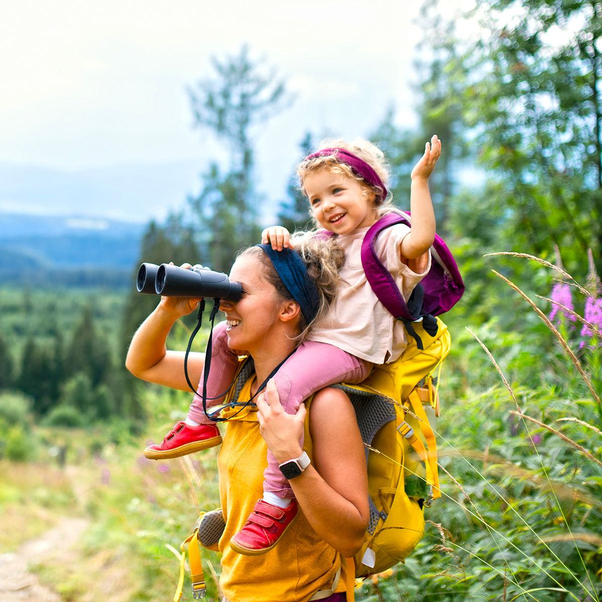 Turistika a dovolená na horách